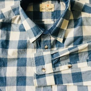 d3fd7ec9af9 Marine Layer Shirts - MARINE LAYER - Tyler Button Down